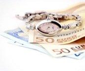 pegno per soldi contanti