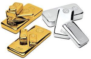 Lingotti in Oro e Argento