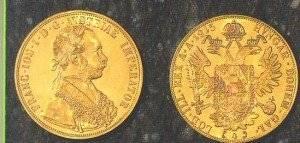 4 ducati oro