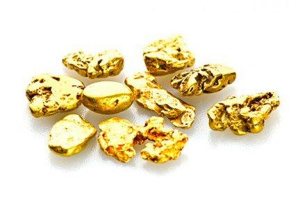 oro in pepite