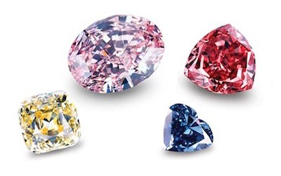Diamanti Fancy