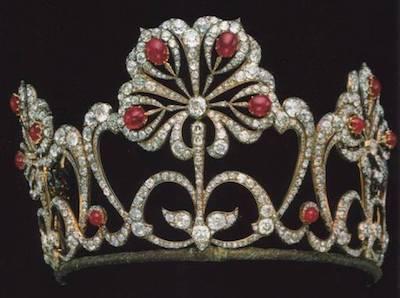 Diadema dei Romanov