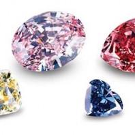 Diamanti colorati o Fancy